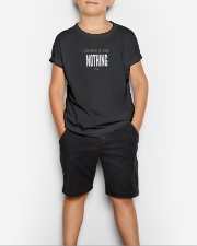 Badass Shirt - White Version Youth T-Shirt lifestyle-youth-tshirt-front-1