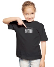 Badass Shirt - White Version Youth T-Shirt lifestyle-youth-tshirt-front-2