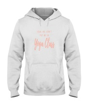 No Yoga Hooded Sweatshirt thumbnail
