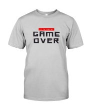 It Is Never Game Over Classic T-Shirt thumbnail