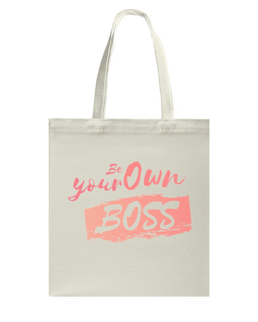 Be Your Own Boss - Female Edition Tote Bag
