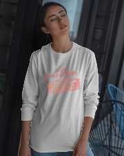 Be Your Own Boss - Female Edition Long Sleeve Tee apparel-long-sleeve-tee-lifestyle-05