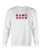 It Is Never Game Over Crewneck Sweatshirt thumbnail