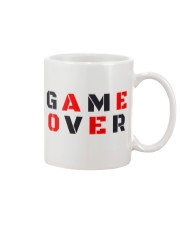 It Is Never Game Over Mug front