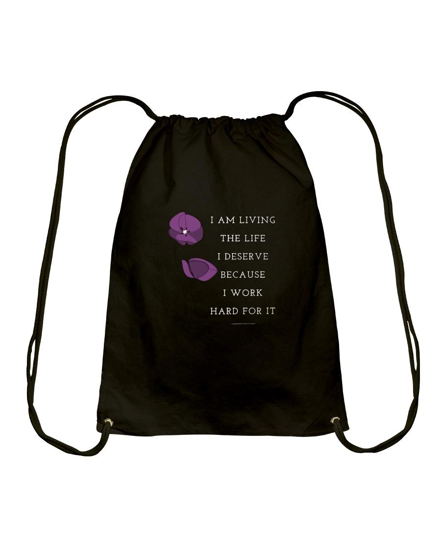 Empowered Women Drawstring Bag