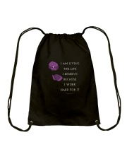 Empowered Women Drawstring Bag thumbnail
