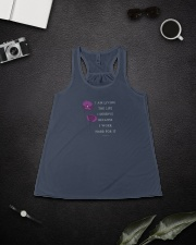 Empowered Women Ladies Flowy Tank lifestyle-bellaflowy-tank-front-4