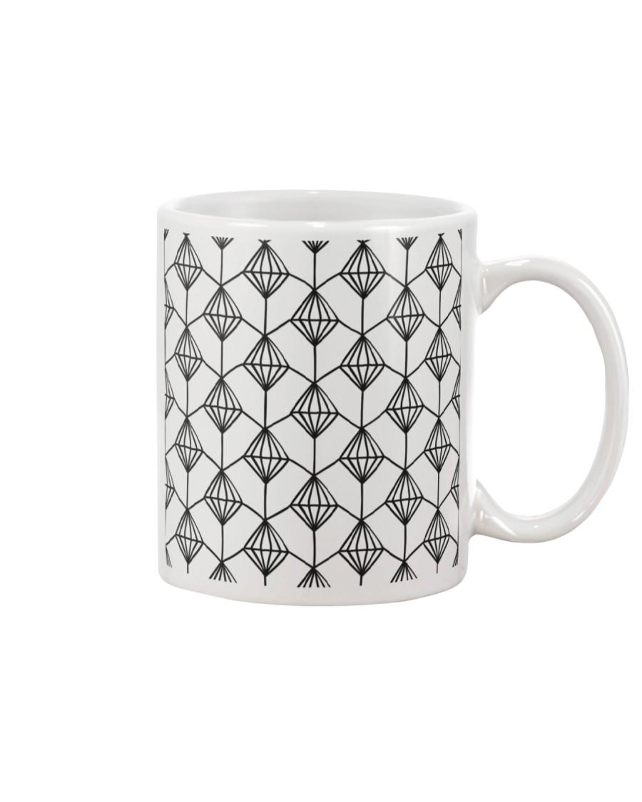 Rhombus Style  Mug