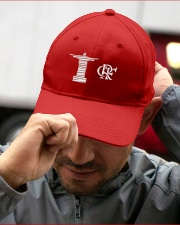 Flamengo Hat and cap Embroidered Hat garment-embroidery-hat-lifestyle-01