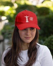Flamengo Hat and cap Embroidered Hat garment-embroidery-hat-lifestyle-07