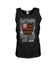 Mens Soccer Fashion Always Flamengo Unisex Tank thumbnail