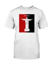 Mens Soccer Fashion - Oh My Mengo Classic T-Shirt front