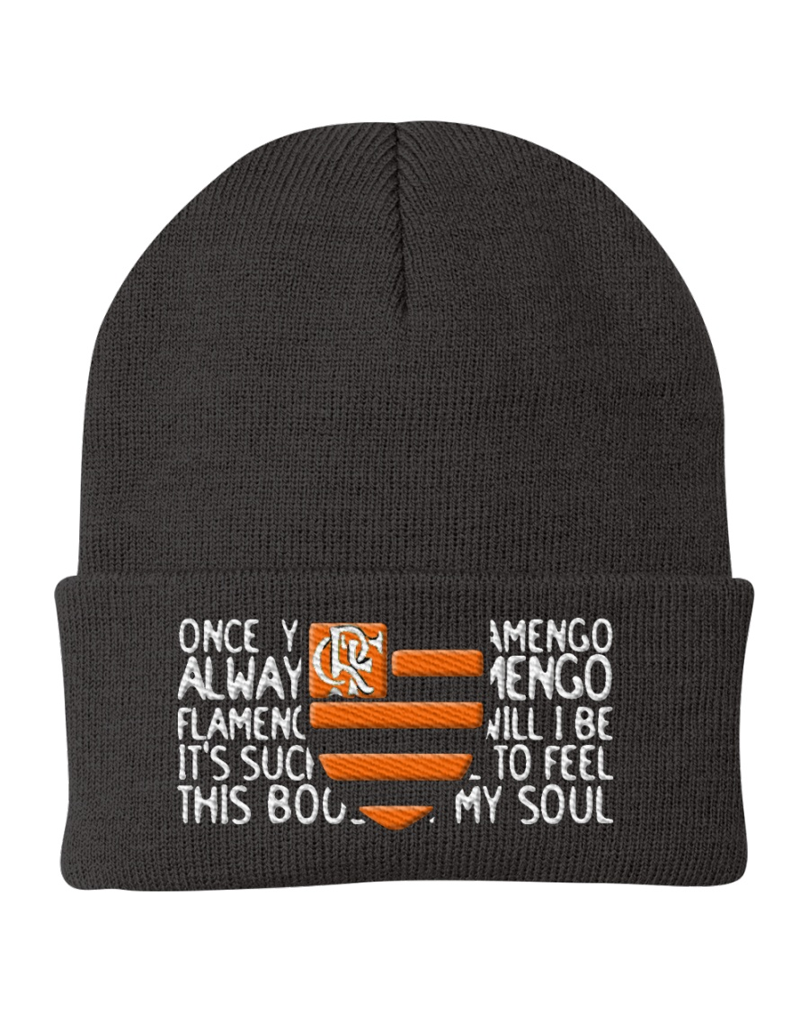 Flamengo Hat - Always Flamengo Knit Beanie