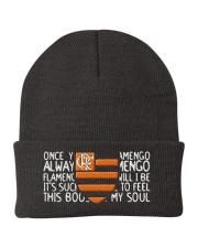 Flamengo Hat - Always Flamengo Knit Beanie front