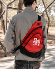 Bookback - Flamengo Libertadores Sling Pack garment-embroidery-slingpack-lifestyle-05
