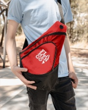 Bookback - Flamengo Libertadores Sling Pack garment-embroidery-slingpack-lifestyle-06