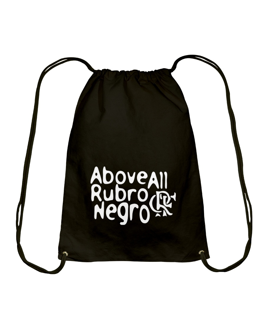 Bookback - Flamengo above all Drawstring Bag
