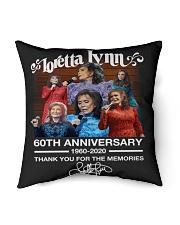 "LORETTA LYNN Indoor Pillow - 18"" x 18"" thumbnail"