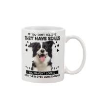 Border Collie 1 Soul Mug front