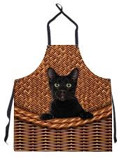 Black Cat Rattan Apron thumbnail