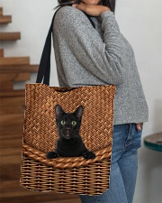 Black Cat Rattan All-over Tote aos-all-over-tote-lifestyle-front-09