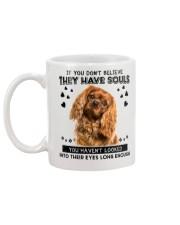 Cavalier King Charles Spaniel 3 Soul Mug back