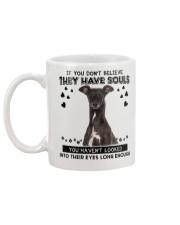 Greyhound Soul Mug back