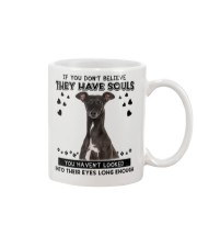 Greyhound Soul Mug front