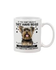 Yorkshire Terrier Soul Mug front