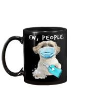 Shih Tzu Eww Mug back