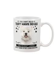 West Highland White Terrier Soul Mug front