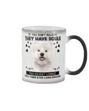 West Highland White Terrier Soul Color Changing Mug thumbnail