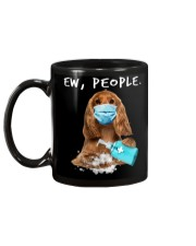 English Cocker Spaniel Eww Mug back