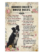 Border Collie Rules 250 Piece Puzzle (vertical) thumbnail