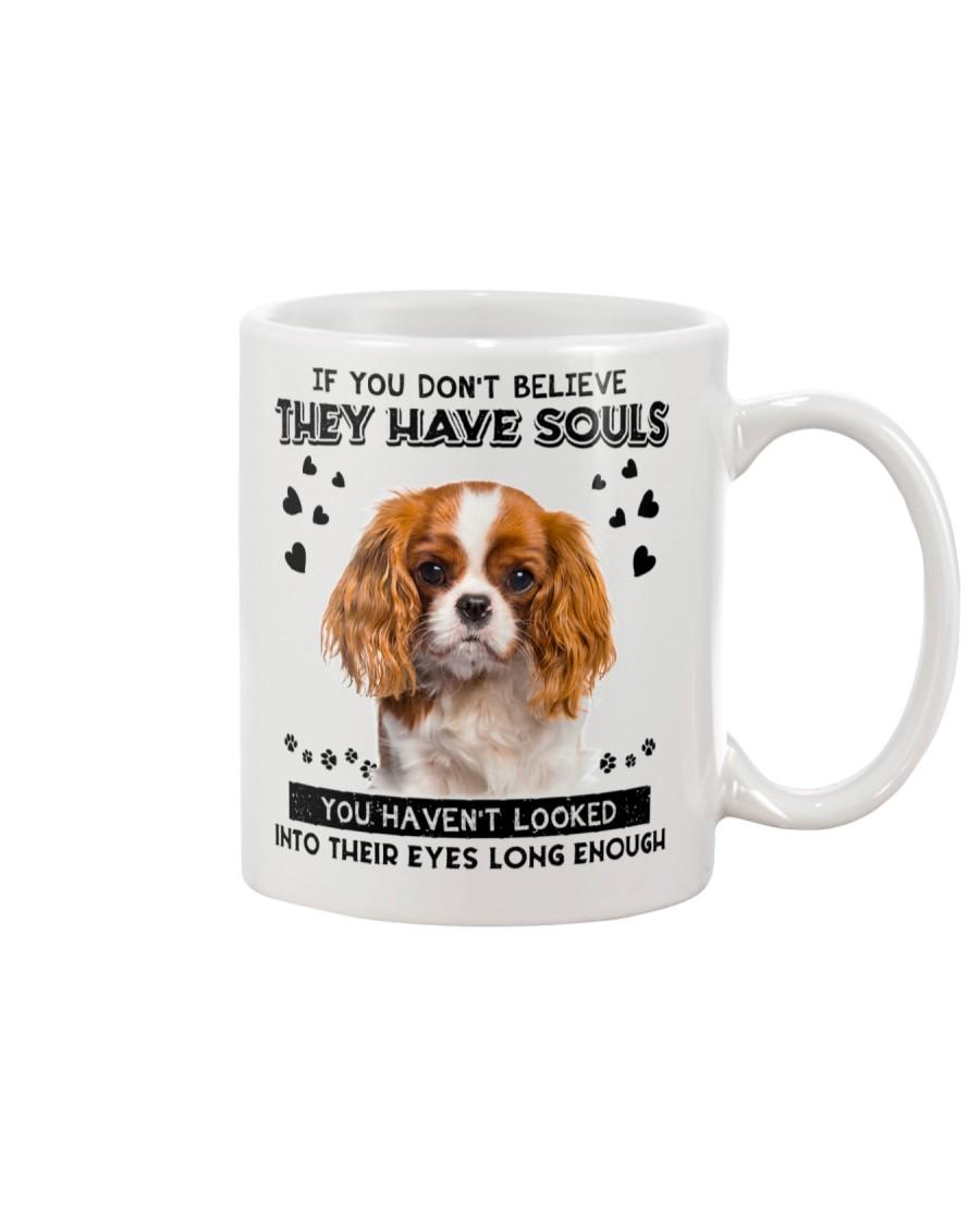 Cavalier King Charles Spaniel 1 Soul Mug