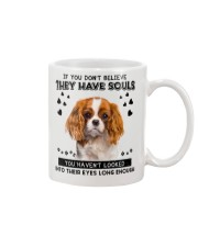 Cavalier King Charles Spaniel 1 Soul Mug front
