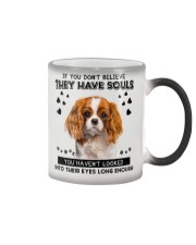 Cavalier King Charles Spaniel 1 Soul Color Changing Mug thumbnail