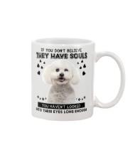 Bichon Frise Soul Mug front