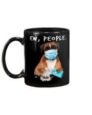 Boxer Eww Mug back