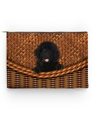 Newfoundland Rattan Accessory Pouch - Large thumbnail
