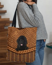 Newfoundland Rattan All-over Tote aos-all-over-tote-lifestyle-front-09