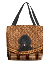 Newfoundland Rattan All-over Tote front