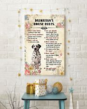 Dalmatian Rules 11x17 Poster lifestyle-holiday-poster-3