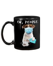 Jack Russell Terrier Eww Mug back