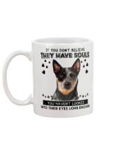 Australian Cattle Dog 2 Soul Mug back