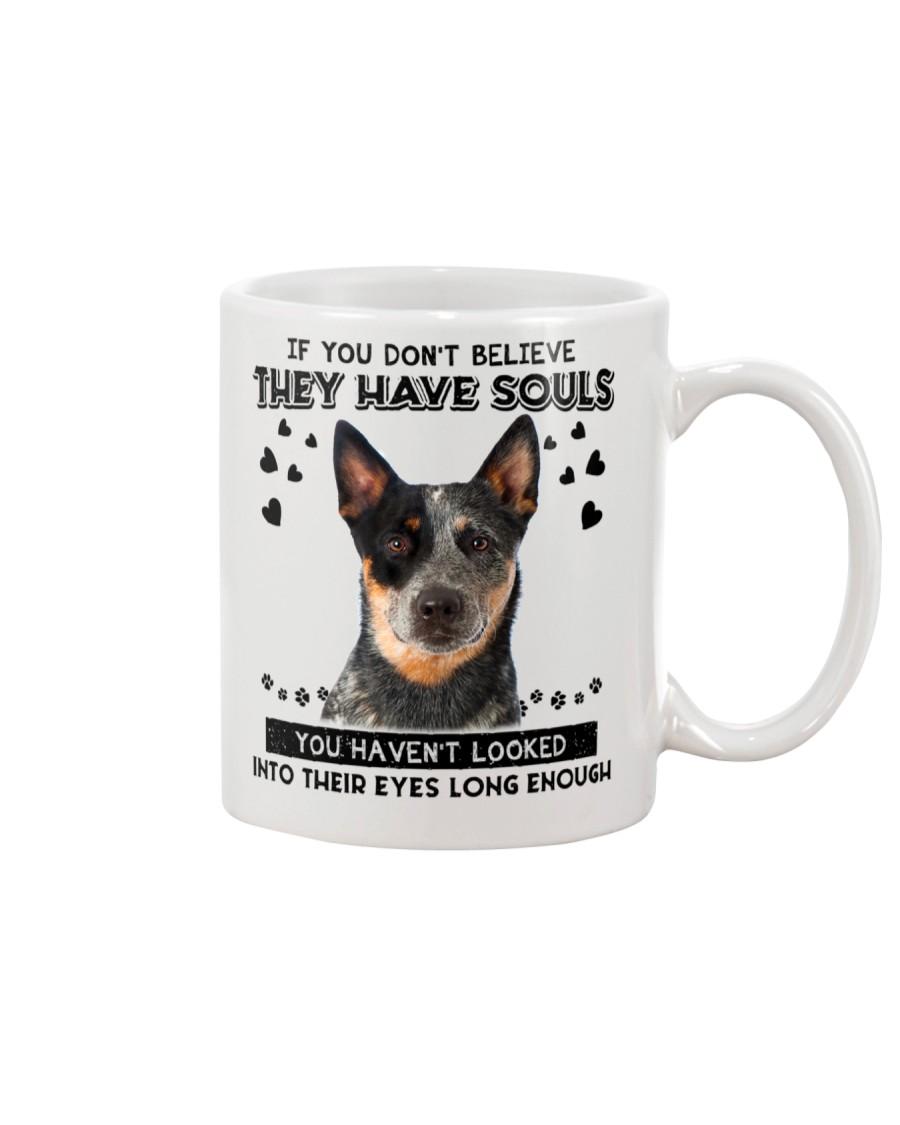 Australian Cattle Dog 2 Soul Mug