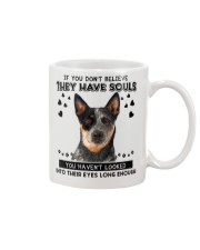 Australian Cattle Dog 2 Soul Mug front