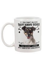 Jack Russell Terrier 1 Soul Mug back