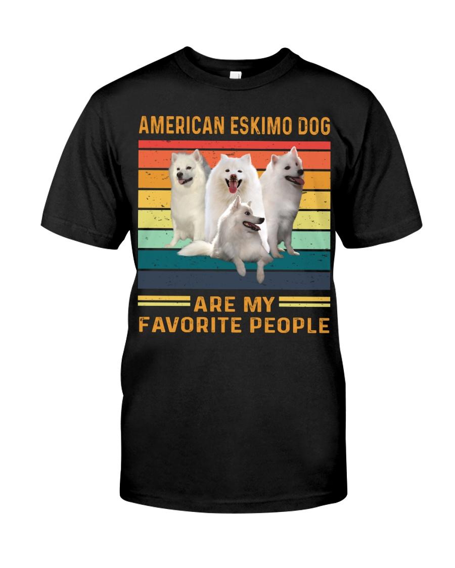 American Eskimo Dog Favorite Classic T-Shirt