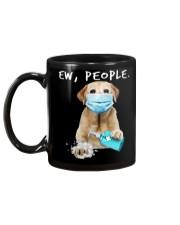 Labrador Retriever Eww Mug back